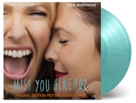 ORIGINAL SOUNDTRACK - MISS YOU ALREADY LP  Couloured Vinyl-