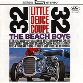 The Beach Boys Little Deuce Coupe SACD