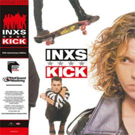INXS Kick Half-Speed Mastered 180g 45rpm 2LP