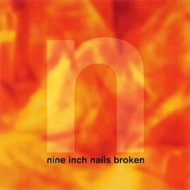 """Nine Inch Nails Broken 180g 12"""" Vinyl EP & 7"""" Vinyl Disc"""