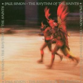 Paul Simon Rhythm Of The Saints LP