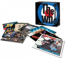 The Who - The Studio Albums 14LP Box -Ltd-