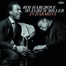 Roy Hargrove  & Mulligan /Miller In Harmony 2LP