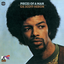 Gil Scott Heron Pieces Of A Man LP