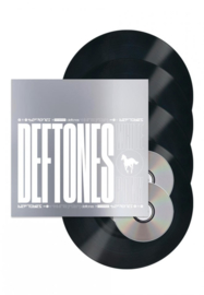 Deftones White Pony (20th Anniversary Deluxe Edition) 2LP + 2CD