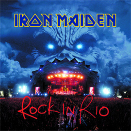 Iron Maiden Rock In Rio 180g 3LP