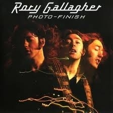 Rory Gallagher - Photo Finish LP.
