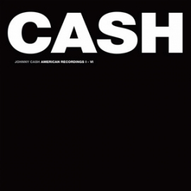 Johnny Cash - American Recordings I-IV HQ 7LP Box Set.