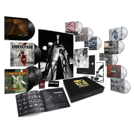 Linkin Park Hybrid Theory 20th Anniversary Super Deluxe 3LP, 3CD, 3DVD & Book Box Set