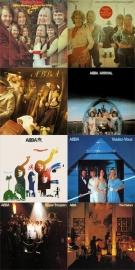 Abba - The Studio Albums Box Set 9LP