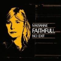 Marianne Faithfull No Exit LP