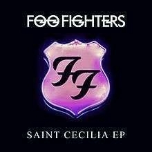 Foo Fighters: Saint Cecilia EP LP