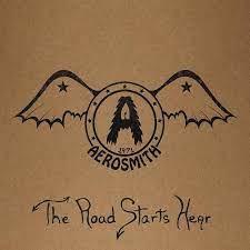 Aerosmith 1971 The Road Starts Hear LP