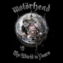 Motorhead The World Is Yours LP