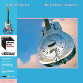 Dire Straits Brothers In Arms  2LP -Half Speed Master-