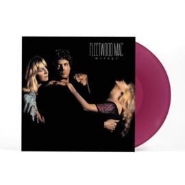 Fleetwood Mac Mirage 180g LP - Violet Vinyl-
