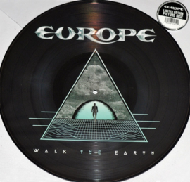 Europe -  Walk The Earth Picture Disc LP