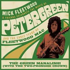 Mick Fleetwood & Friends The Green Manalishi (And The Two-Pronged Crown) - Green Vinyl-