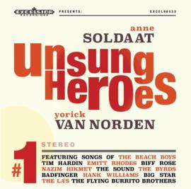 SOLDAAT, ANNE & YORICK VAN NORDEN UNSUNG HEROES CD