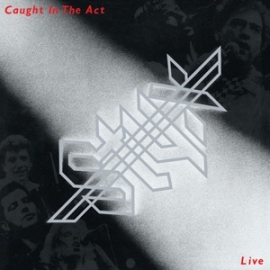 Styx Caught in the Act (Live) 180g 2LP