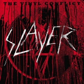 Slayer The Vinyl Conflict Limited Edition 180g 11LP Box Set