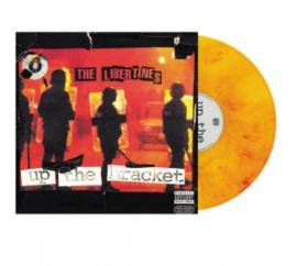 Libertines Up The Bracket LP - Yellow Vinyl-