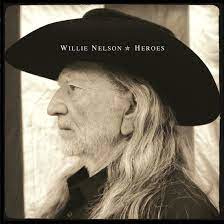 Willie Nelson Heroes 2LP