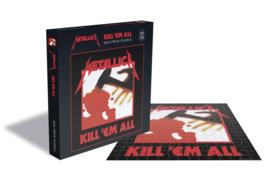 Metallica Kill Em All Puzzel
