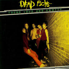 Dead Boys Young Loud Snotty LP - Green Vinyl