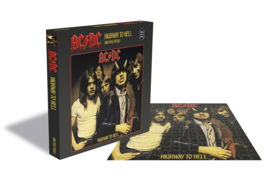 Ac/Dc HighWay To Hell Puzzel