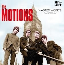 The Motions - Wasted Words LP