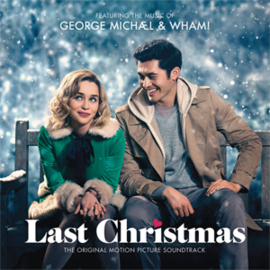 George Michael & Wham! Last Christmas Soundtrack 2LP