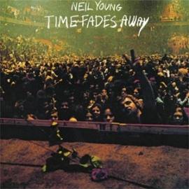 Neil Young Time Fades Away LP