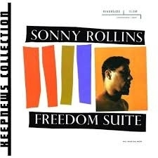 Sonny Rollins - Freedom Suite LP