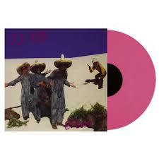 ZZ Top El Loco LP - Pink Vinyl-
