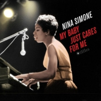 Nina Simone My Baby Just Cares For Me LP