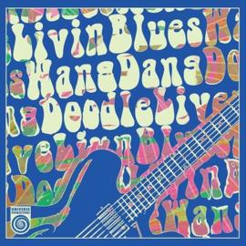 Livin Blues Wang Dang Doodle Live LP