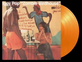 Iggy Pop Zombie Birdhouse LP - Orange Vinyl-