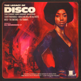 Legacy Of Disco 2LP -coloured-