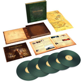The Lord of The Rings: The Return of The King - The Complete Recordings Numbered Limited Edition 180g 6LP (Green Vinyl)