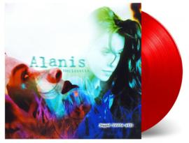 Alanis Morissette Jagged Little Pill LP - Red Vinyl-