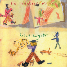 Robert Wyatt His Greatest Misses 2LP - Green Vinyl-