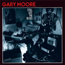 Gary Moore Still Got the Blues LP