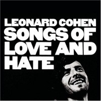Leonard Cohen Songs Of Love And Hate LP
