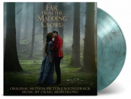 ORIGINAL SOUNDTRACK FAR FROM THE MADDING CROWD LP