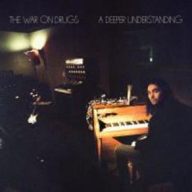 War On Drugs A Deeper Understanding LP - Transparant Vinyl -