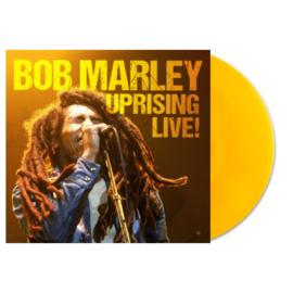 Bob Marley Uprising Live 3LP - Yellow Vinyl-