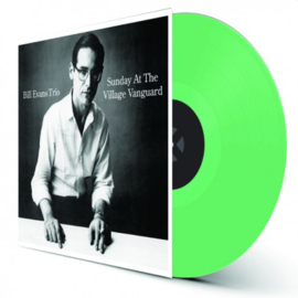 Bill Evans Sunday at the Village Vanguard LP- Green Vinyl -
