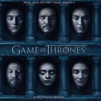 Game Of Thrones 6 3LP