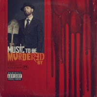 Eminem Music To Be Murdered By CD